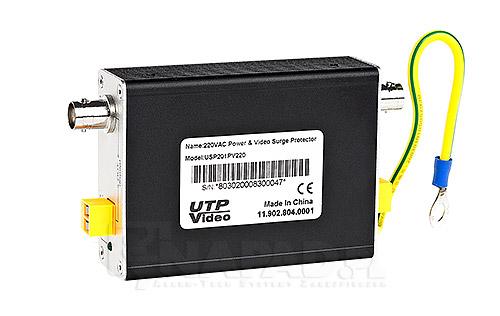 Zabezpieczenie wideo + zasilanie USP201PV220