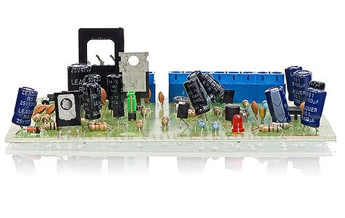 Elektronika do zasilacza domofonu EWD3L