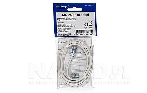 Czujnik kontaktronowy MC 250
