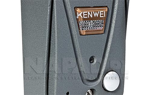Panel zewnętrzny do wideodomofonu KW-136MC