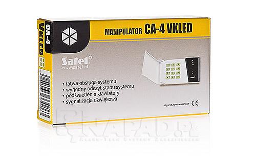 Klawiatura CA4v1 LED