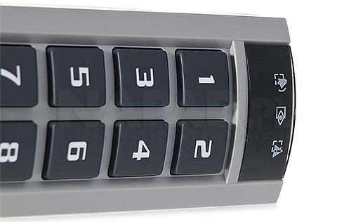 Wielofunkcyjna klawiatura z czytnikiem INT-SCR-BL