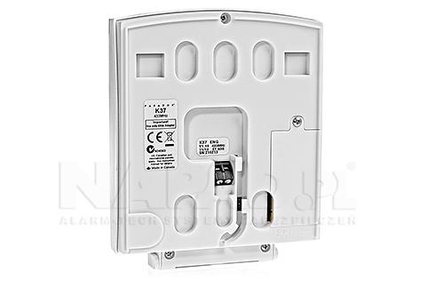Klawiatura LCD K37 bezprzewodowa