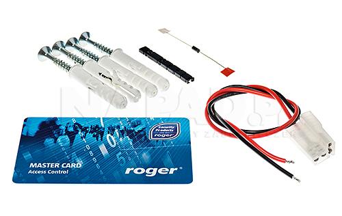 Standardowy Kontroler dostępu PR411DR-SET (zestaw)