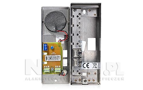Panel domofonowy z 2 przyciskami MIWUS 5025/2D