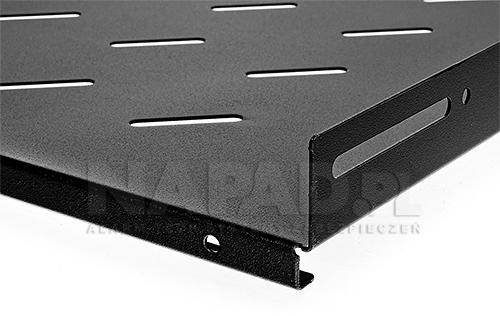 Półka do szafy Rack 19'' 800mm PZ800