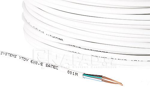 Przewód YTDY 6x0.5 mm