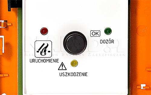 Ręczny przycisk oddymiania MCR RPO-1