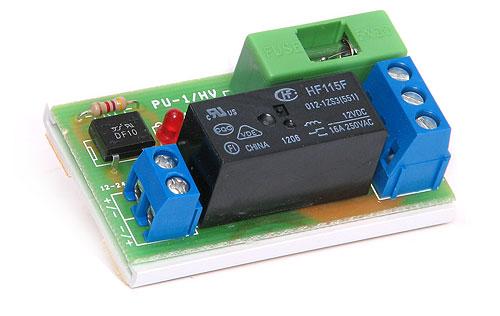 Moduł przekaźnikowy PU1/HV AWZ514