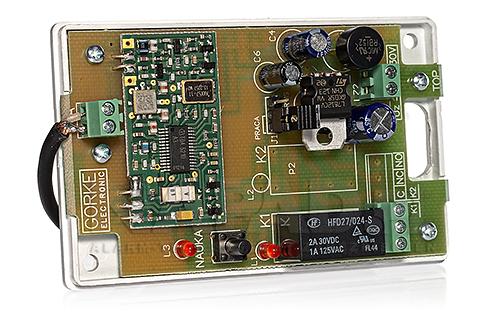 RSU-K01/24V/SH radiowy odbiornik uniwersalny