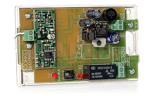 RSU-K01/24V/SR radiowy odbiornik uniwersalny
