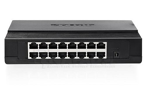 Switch 16-portowy TL-SF1016D