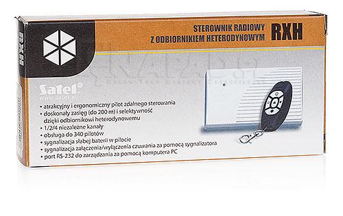 Sterownik radiowy RXH-2K