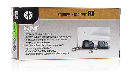 Sterownik radiowy 2-kanałowy RX-2K