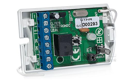 U1HSL - Sterownik radiowy 1 kanałowy