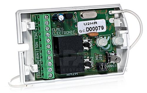 U2HSL - Sterownik radiowy 2 kanałowy