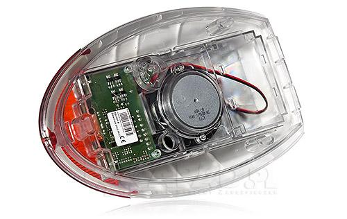 Sygnalizator zewnętrzny SD-3001 R