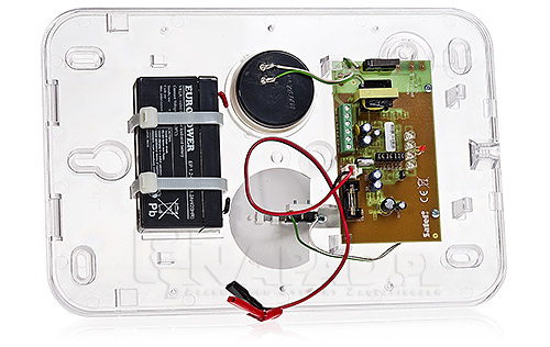 Sygnalizator zewnętrzny SPLZ-1011 R SATEL