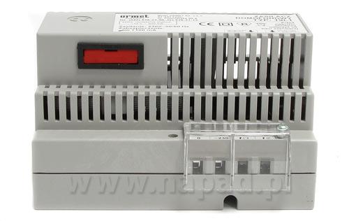 Zasilacz do domofonu z funkcją interkomu 19L1