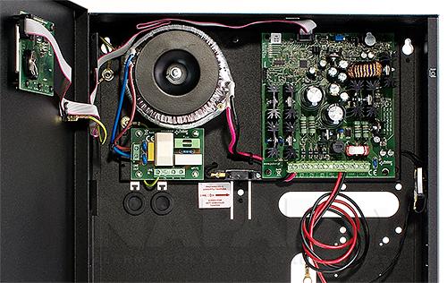 Zasilacz buforowy impulsowy PSBEN10A12C/LCD