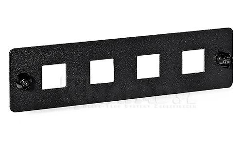 Panel 8-portowy do adapterów LC FPD55-8-A