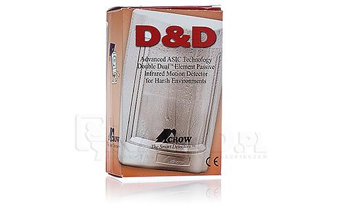 Zewnętrzny czujnik ruchu D&D