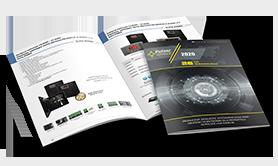 Katalog produktów firmy PULSAR