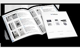 Katalog produktów firmy VIDOS
