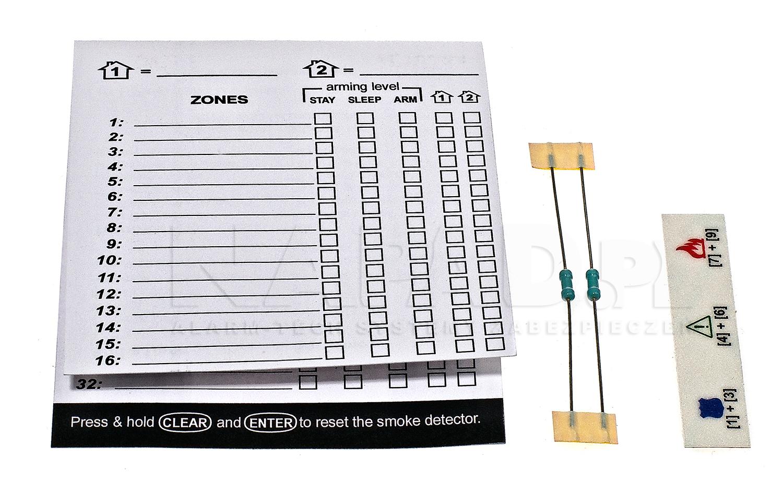 Akcesoria do klawiatury LCD K35 PARADOX