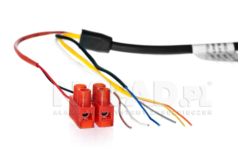 Oświetlacz podczerwieni 15_IL3830 przewody