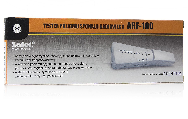 Opakowanie testera ARF 100