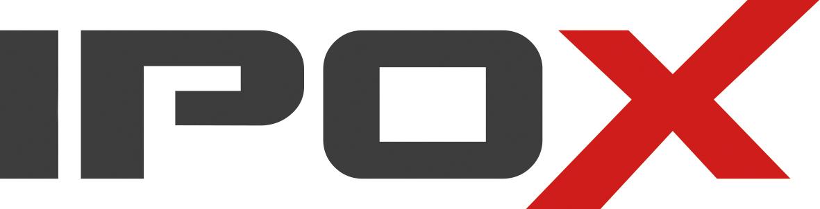 Logo marki IPOX.