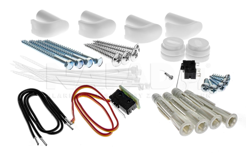 Akcesoria obudowy alarmowej SATEL OPU-3 P
