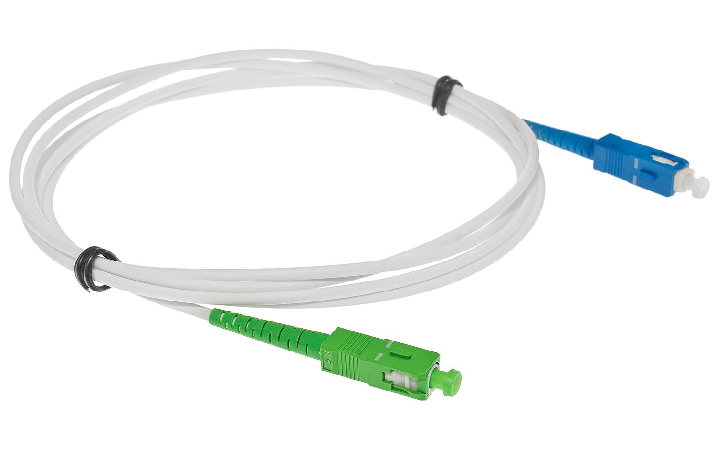 Patchcord SC/UPC-SC/APC SM 9/125 G657A simplex