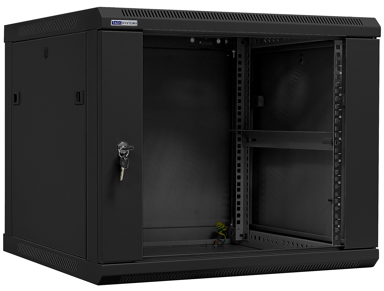 """Wisząca szafa rack 19"""" W6609 Rack Systems"""