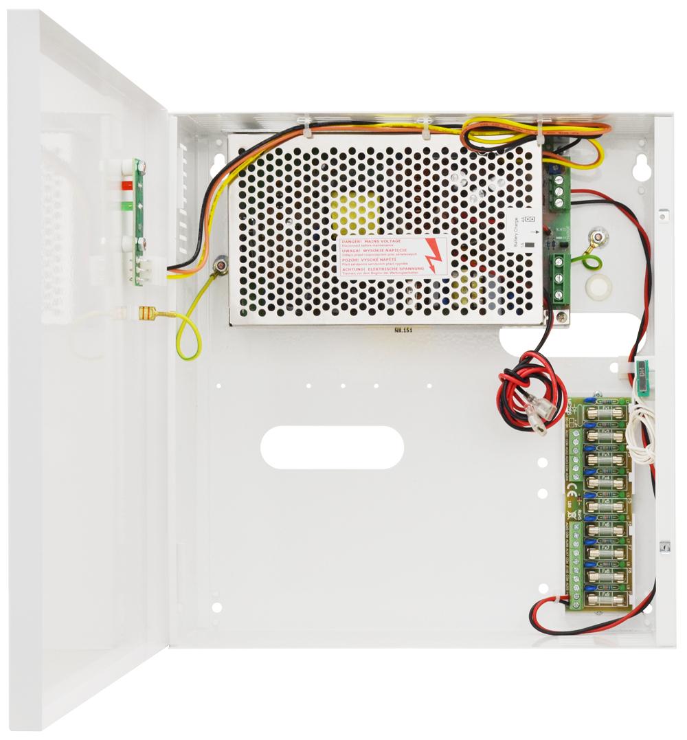 Zasilacz buforowy impulsowy Pulsar PSDCB09129C