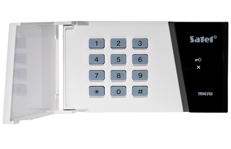 Bezprzewodowa klawiatura Satel MICRA MKP-300