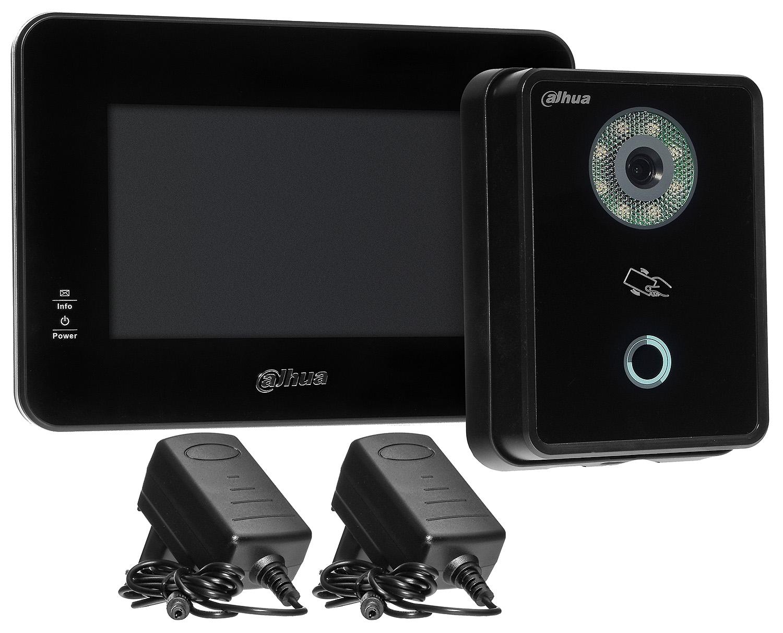 Zestaw wideodomofonu IP Dahua VTK-VTO6210B-VTH1560B