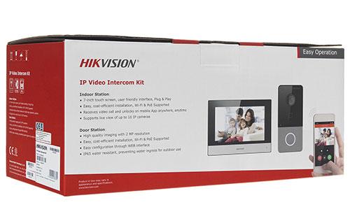 Zestaw wideodomofonu IP Hikvision