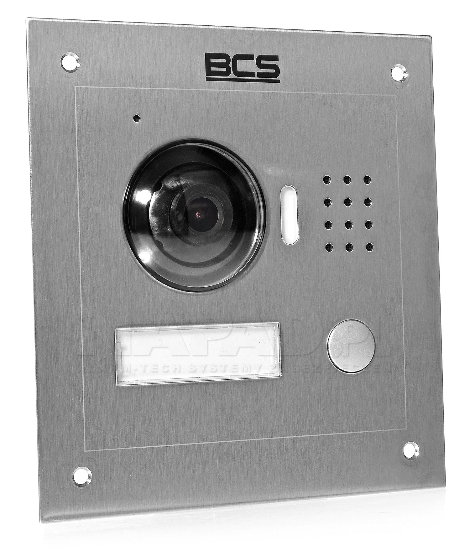BCS-PAN1202S - Panel główny.