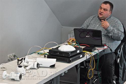 Warsztaty dla instalatorów BCS Telewizja przemysłowa