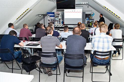 Szkolenie Canon Systemy Monitoringu