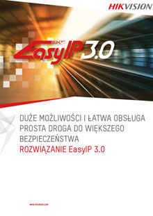 Katalog Hikvision Easy IP 3.0