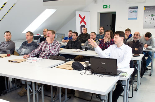 Szkolenie Systemy domofonowe Laskomex