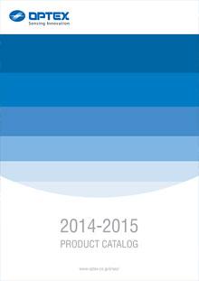 Katalog produktowy OPTEX