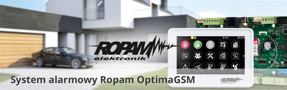 Szkolenia dla instalatorów z systemów alarmowych ROPAM