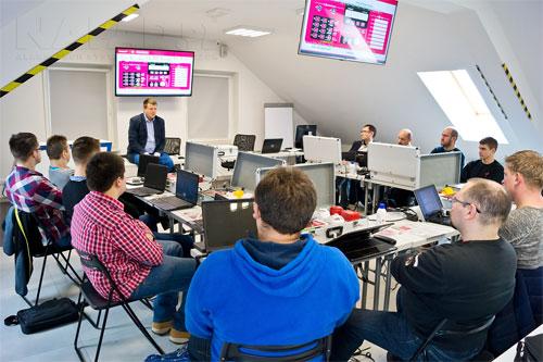 Szkolenie Systemy alarmowe Satel CSP