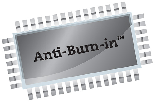 Technologia Anti-Burn-In
