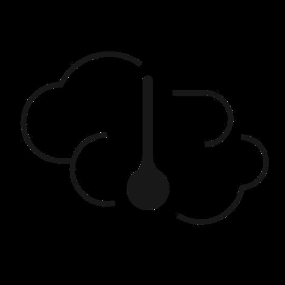 Urządzenie rejestruje dym, gwałtowne skoki temperatury i niebezpieczne poziomy CO.
