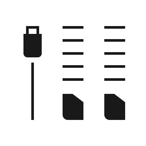 Wykorzystuje 3 niezależne kanały komunikacji.
